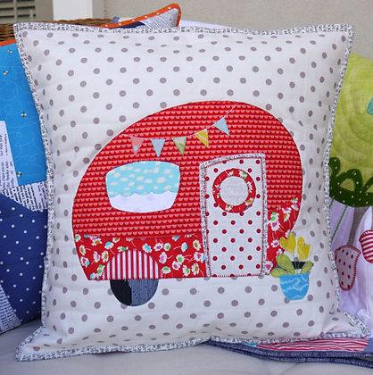 Claire Turpin Designs Poppies Van Pattern