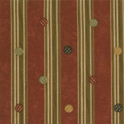 Wrapped in Paisley Kansas Troubles moda fabrics 9292-12
