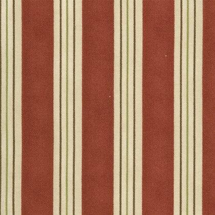 Cotton Blossoms Burgundy Stripe Bonnie and Camillec55007-21 Moda Fabrics