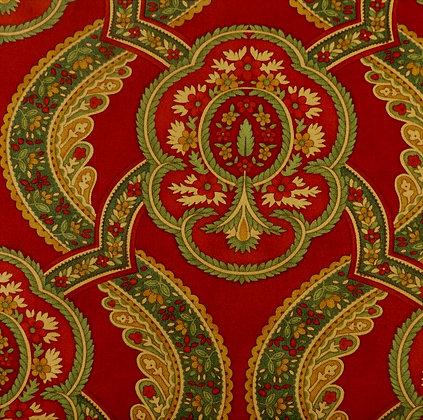 Moda Fabrics Christmas Prescence April Cornell 35022-13