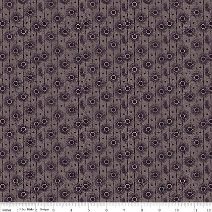civil war times mourning grey and purple c4393