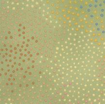 Boutique Green Dots Geometric Chez Moi 16-47-27 Moda Fabrics