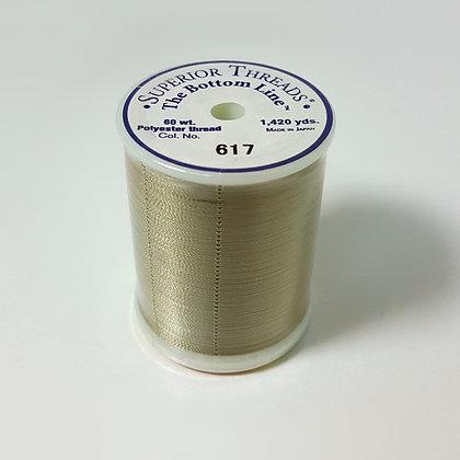 The Bottom Line Thread 617 Taupe Superior Threads