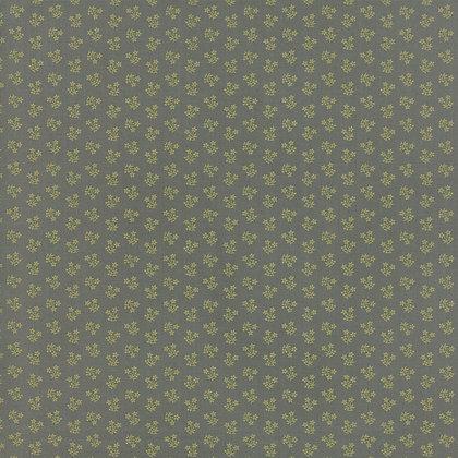 At Home Floral Sage Blackbird Design 2796-13 Moda Fabrics
