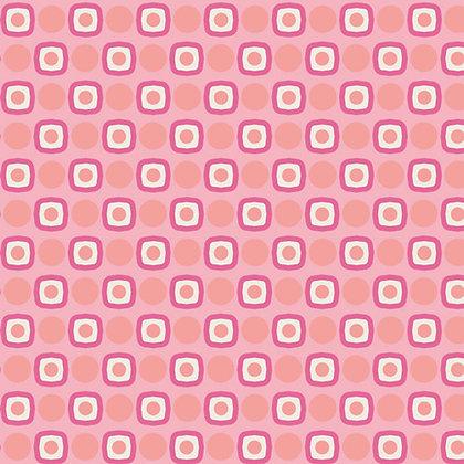 Paradise Pink Squared Fashion Pat Bravo PA-200 art gallery