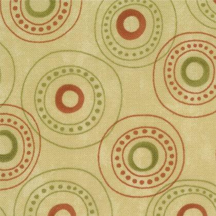 Moda Fabrics Adoring Sandy Gervais 17529-13
