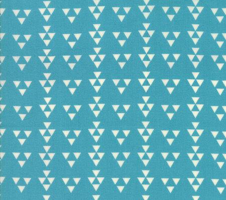 Desert Blooms Delta Turquoise Sherri & Chelsi 37524-19 moda fabrics
