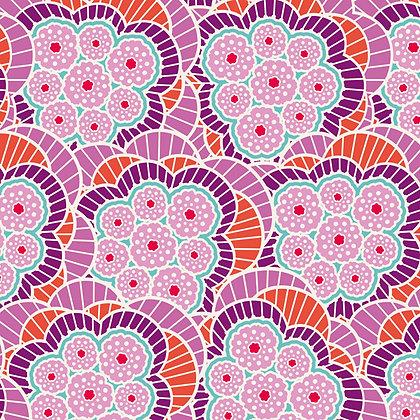 The Bird Pond Collection Tone Finnanger Klara Lilac 100089 Tilda Fabrics