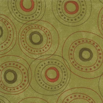 Moda Fabrics Adoring Sandy Gervais 17529-12