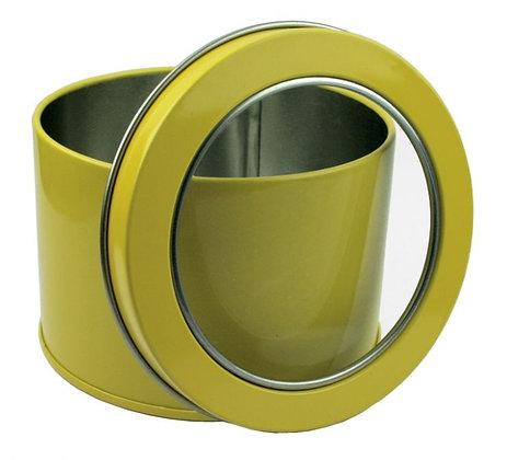 Birch Round Storage Tin