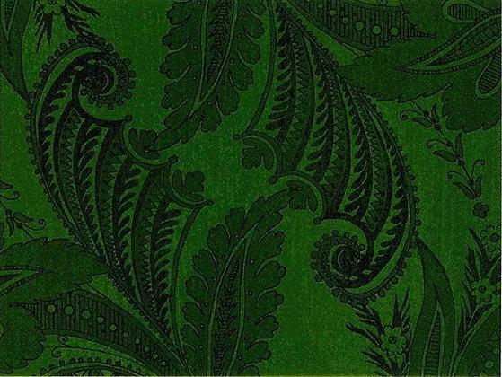 wilmington prints marakesh wide back green