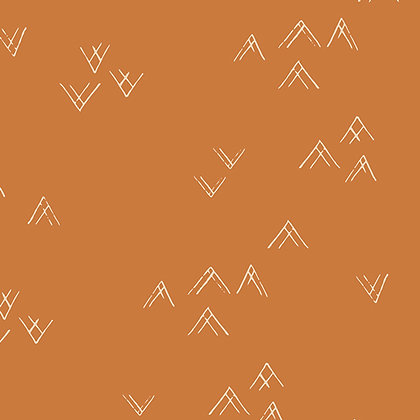 Art Gallery Fabrics Bound Home Coming Clay April Rhodes BOU-7041