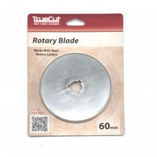True Cut Rotary Cutter Straight Blade 60mm