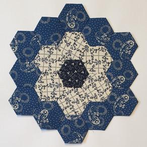 Mystery Hexagon Quilt Part 8B