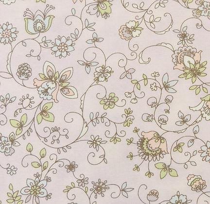 Floral Garden 2718 Lilac TIMELESS TREASURES