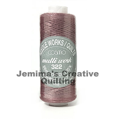 Cosmo Multi Work Embroidery Floss #235 322-235