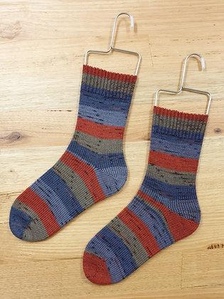 Hand Made Socks Imprim Army socks please socks by shirl
