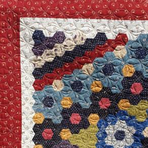 Mystery Hexagon Quilt Part 14