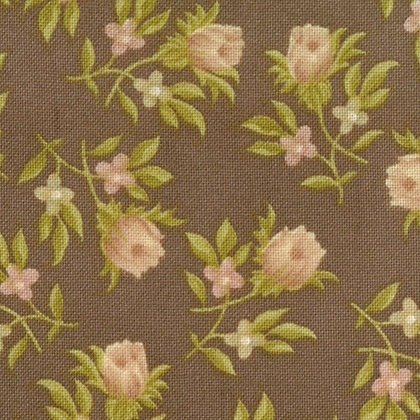 Moda Fabrics Harvest Home Blackbird Designs 2625-17