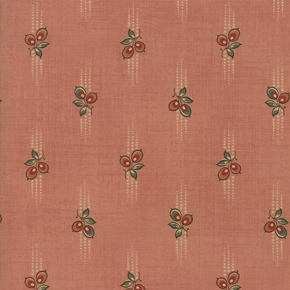 Graces Garden Pink Floral Betsy Chutchian Moda Fabrics 31552-14