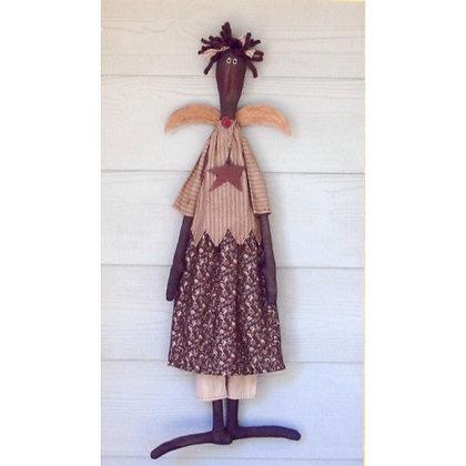 Serafina Doll Pattern