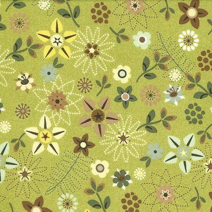 Moda Fabrics Origins Basic Grey 30232-17