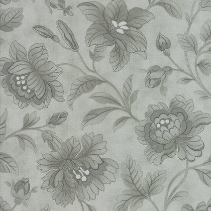 Quill Aqua floral by 3 Sisters Moda Fabrics 44156-24