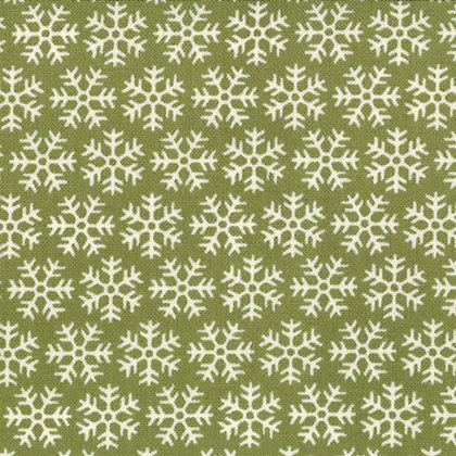Moda Fabrics Countdown to Christmas Sweetwater 5452-13