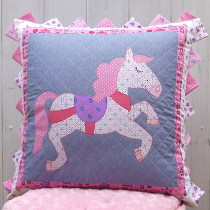 Claire Turpin Designs Pony Parade Pattern