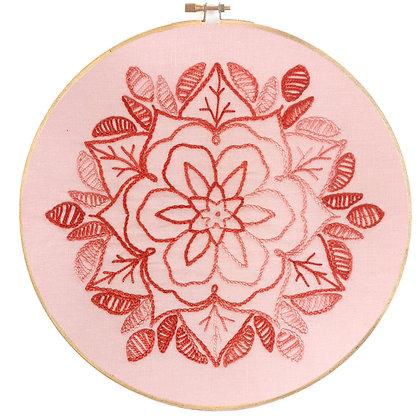 Mandala 7 Stitchery Pattern