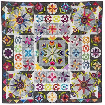 While the Cats Away Quilt Pattern