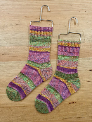 Hand Made Socks Harmony socks please socks by shirl