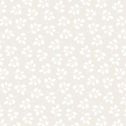 Moda Muslin Mates Springs White 9974-11
