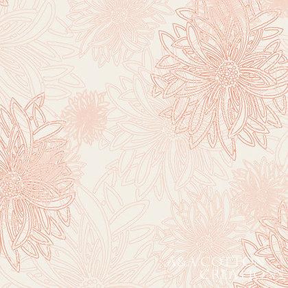 Floral Elements Ballerina Art Gallery Studio Fabrics