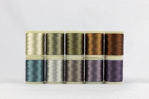 Wonderfil Rayon Thread Theme Packs