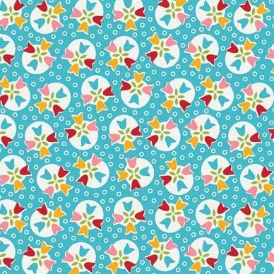 Blooms and Bliss Nadra Ridgeway C4584 Blue