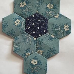 Mystery Hexagon Quilt Part 12