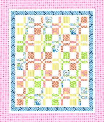 Hubba Bubba Quilt Pattern