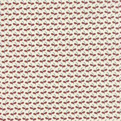 Moda Feed Company 5573-34 Sweetwater Australia Melbourne Fabric White Red