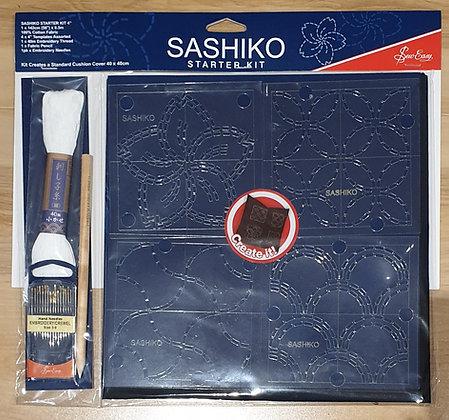 Sew Easy sashiko Starter Kit Melbourne Australia