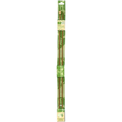 Birch 3mm Bamboo Knitting Needles