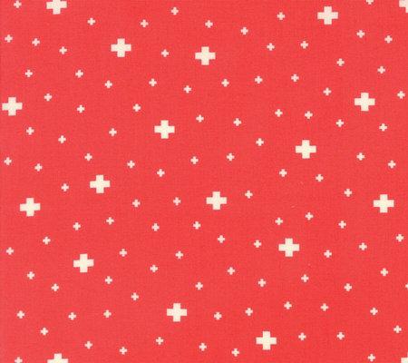 Moda Fabrics Desert Blooms Mesa Geranium Sherri & Chelsi 37523-22