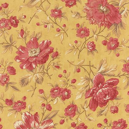 Moda Fabric 3 Sisters Larkspur straw 44100-12