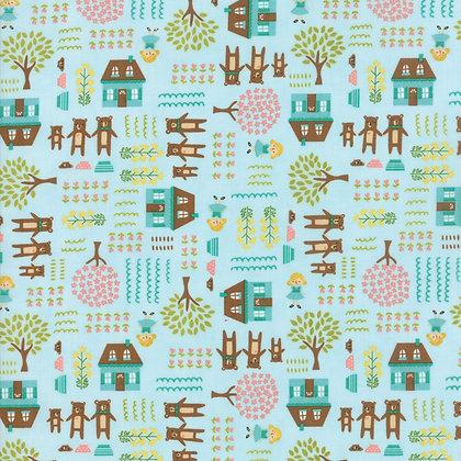 Home Sweet Home Stacy Iest Hsu 20572-15 moda fabrics