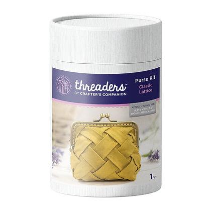 Threaders Purse Kit Classic Lattice