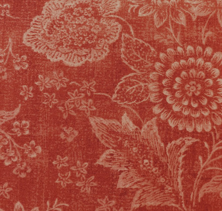 Aged Elegance Red Flower Wilmington Prints
