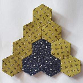 Mystery Hexagon Quilt Part 10