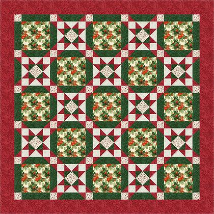 Yuletide Quilt Pattern