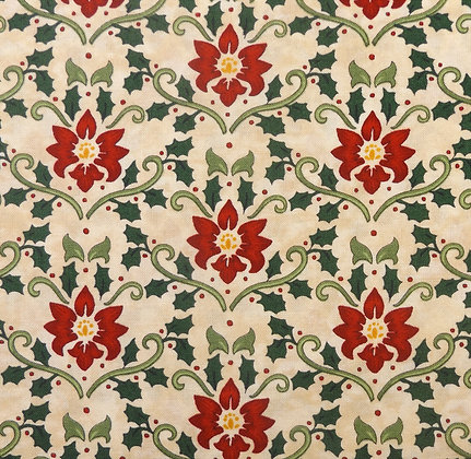 Moda Fabrics Royal Holiday Deb Strain 19230-15