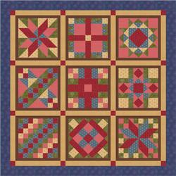 Sampler 9 block